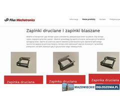 FILUS MECHATRONICS | zapinki druciane